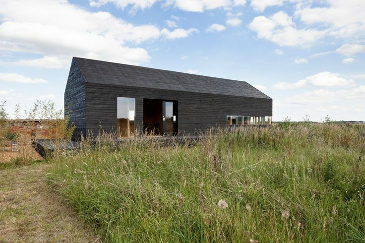 Stealth Barn - A project by Carl Turner Architects