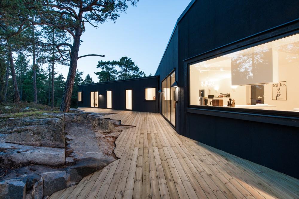 Montovaný dom Blabar
