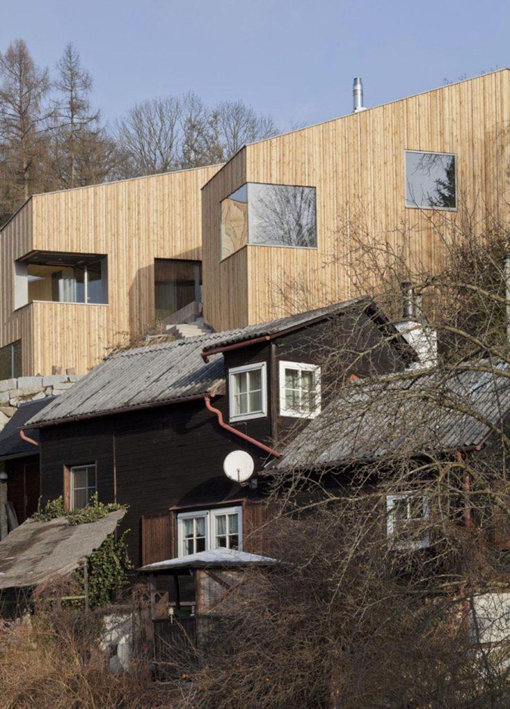 Montovaný dom Y2