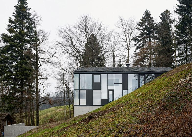 Montovaný dom Haus Hohlen