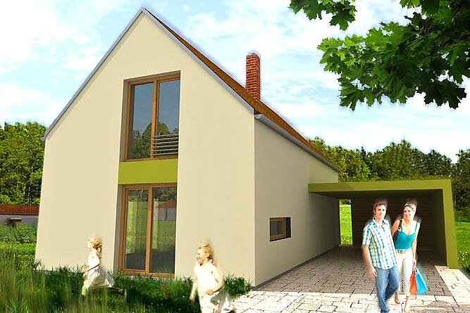 Montovaný dom Locus_113_B2