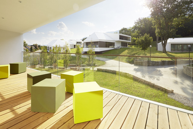 Montovaný dom_Stollhof_Rakúsko