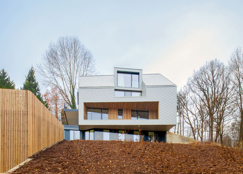Moderny dom B.A.B.E.